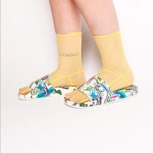 Vetements Shoes - Vetements slides